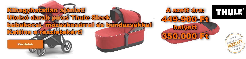 Thule Sleek csomagajánlat