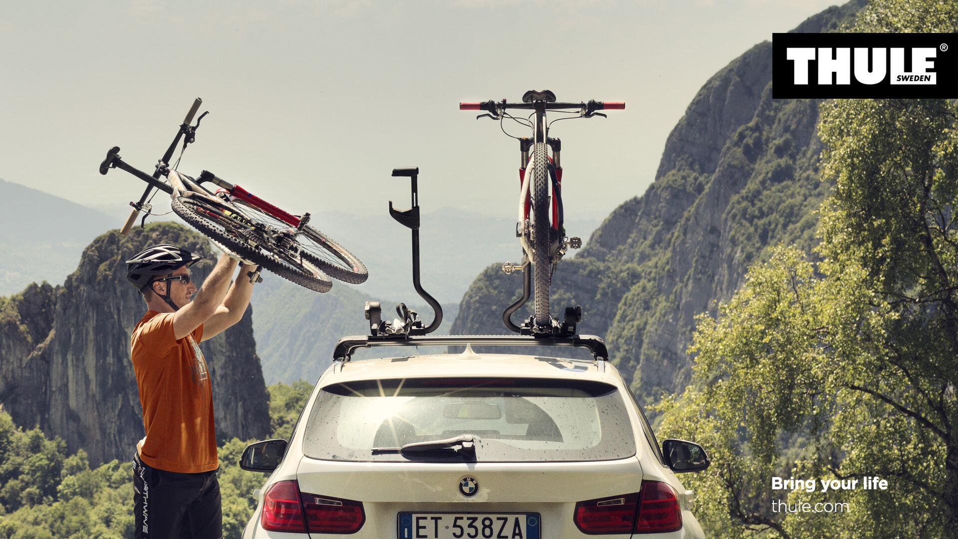 THULE ProRide 598 kerékpártartó