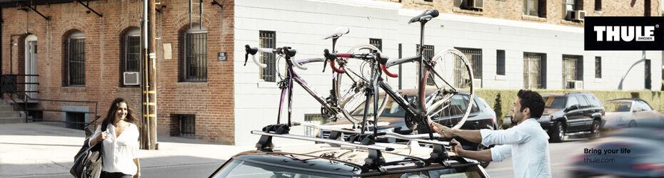 THULE OutRide tetőre szerelhető kerékpártartó