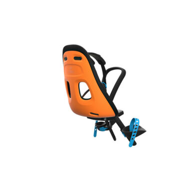 Thule Yepp Nexxt Mini Vibrant Orange / kerékpáros első gyermekülés