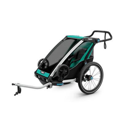 Thule Chariot Lite 1 (türkiz-fekete)