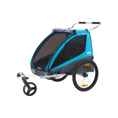 Thule Coaster XT kerékpáros gyermekhordozó