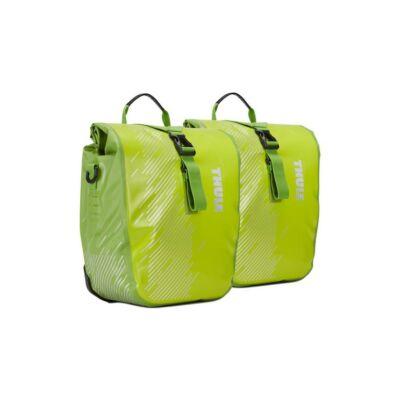 Thule Shield Pannier oldaltáska 14 liter zöld