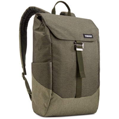 Thule Lithos Backpack 16L - Forest Night/Lichen