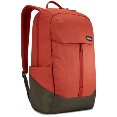 Thule Lithos Backpack 20L - Rooibos/Forest Night