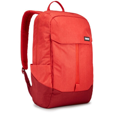 Thule Lithos Backpack 20L - Lava/Red Feather