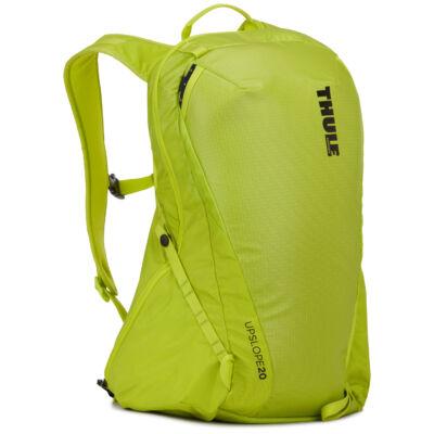 Thule Upslope 20L technikai hátizsák - Lime Punch