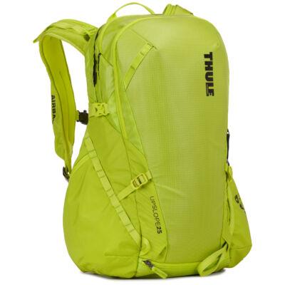 Thule Upslope 25L technikai RAS hátizsák - Lime Punch