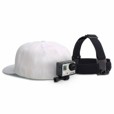 GoPro HeadStrap + Quick Clip