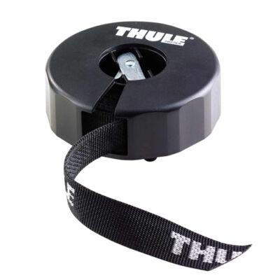 Thule 521-1 hevederrendező<br>1 db tok + 1 db 275 cm heveder