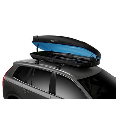 Thule Motion XT XL matt fekete/kék tetőbox - LIMITÁLT