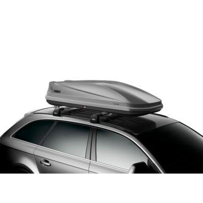 Thule Touring L (780) bérlésre használt titán szürke tetőbox
