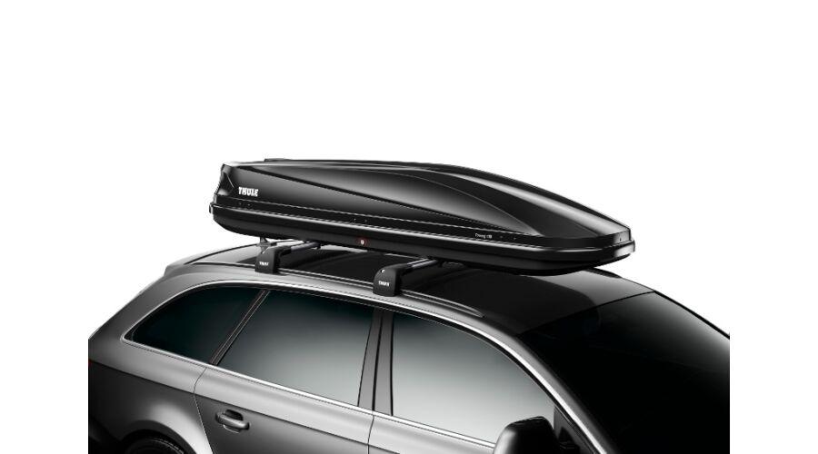 thule touring alpine 700 f nyes fekete tet box. Black Bedroom Furniture Sets. Home Design Ideas
